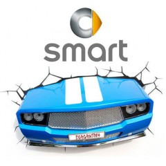 Smart Crossblade 0.6 L 71 ch 2002→2003
